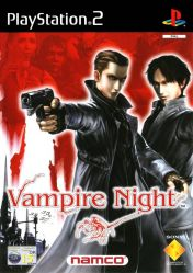 Cover Vampire Night