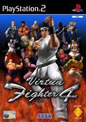 Cover Virtua Fighter 4