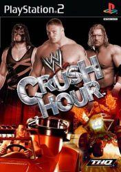 Cover WWE Crush Hour