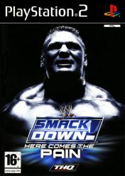 Cover WWE SmackDown! Here Comes the Pain