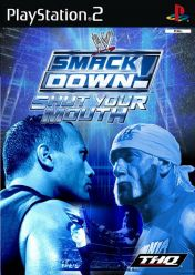 Cover WWE SmackDown! Shut Your Mouth