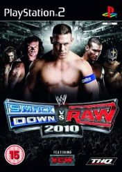 Cover WWE SmackDown vs. Raw 2010