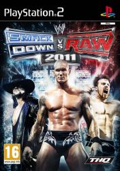 Cover WWE SmackDown vs. Raw 2011