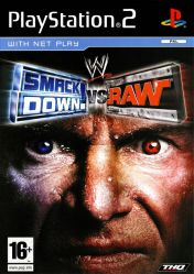 Cover WWE SmackDown! vs. Raw