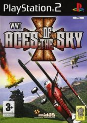 Cover WWI: Aces of the Sky