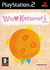 Cover We Love Katamari (PS2)