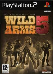 Cover Wild ARMs 5