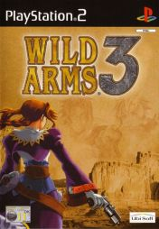 Cover Wild Arms 3 (PS2)