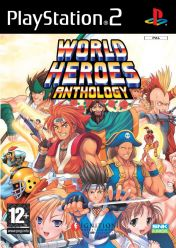 Cover World Heroes Anthology