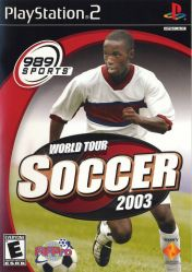 Cover World Tour Soccer 2003