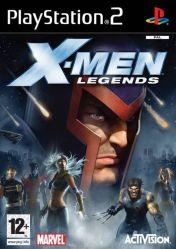 Cover X-Men Legends