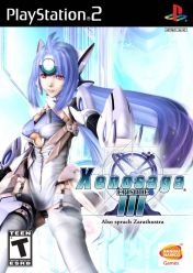 Cover Xenosaga Episode III: Also sprach Zarathustra