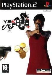 Cover Yakuza Fury