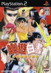 Cover Yu Yu Hakusho Forever