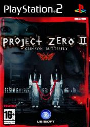 Cover Project Zero II: Crimson Butterfly