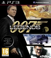 Cover 007 Legends
