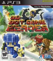 Cover 3D Dot Games Heroes