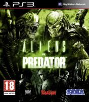 Cover Aliens vs. Predator