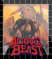 Cover Altered Beast (PS3)