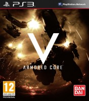 Cover Armored Core V