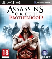 Cover Assassin's Creed: Brotherhood (PS3)