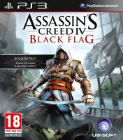Cover Assassin's Creed IV: Black Flag (PS3)