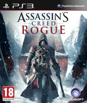 Cover Assassin's Creed: Rogue (PS3)