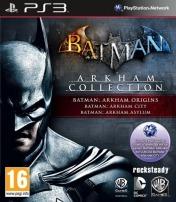 Cover Batman: Arkham Collection