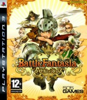 Cover Battle Fantasia
