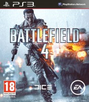 Cover Battlefield 4 (PS3)