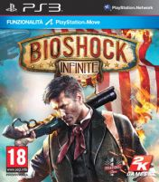 Cover BioShock Infinite