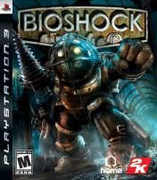 Cover BioShock (PS3)