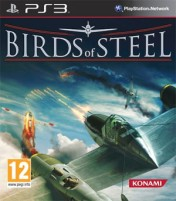 Cover Birds of Steel