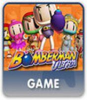 Cover Bomberman Ultra