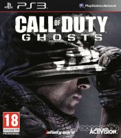 Cover Call of Duty: Ghosts (PS3)