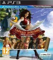 Cover Capitan Morgane e la Tartaruga d'Oro
