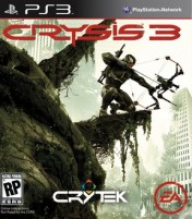 Cover Crysis 3 (PS3)