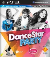 Cover DanceStar Party