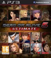 Cover Dead Or Alive 5: Ultimate