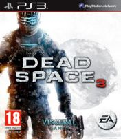 Cover Dead Space 3 (PS3)