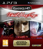 Cover Devil May Cry HD Collection (PS3)