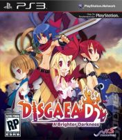 Cover Disgaea D2: A Brighter Darkness