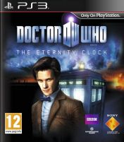 Cover Doctor Who: The Eternity Clock (PS3)