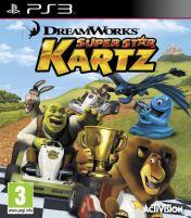 Cover DreamWorks Super Star Kartz