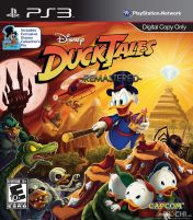 Cover DuckTales Remastered