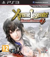 Cover Dynasty Warriors 7: Xtreme Legends