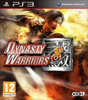 Cover Dynasty Warriors 8