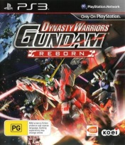 Cover Dynasty Warriors: Gundam Reborn