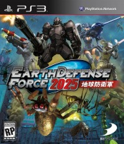 Cover Earth Defense Force 2025