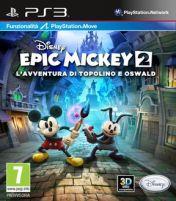 Cover Epic Mickey 2: L'Avventura di Topolino e Oswald